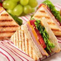 Бургеры и сендвичи