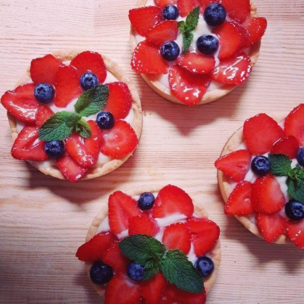 Сладкие пироги-мини